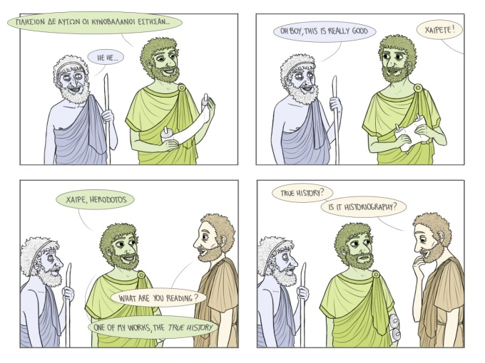 The Dead Greeks Society 1