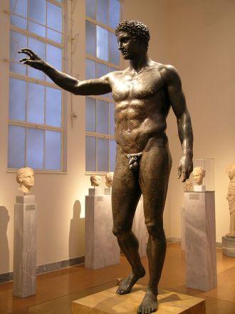 Efebo de Antikythera