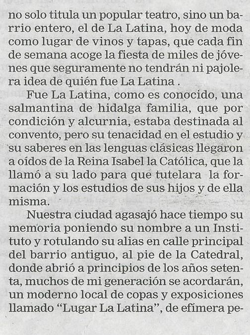 La latina 2