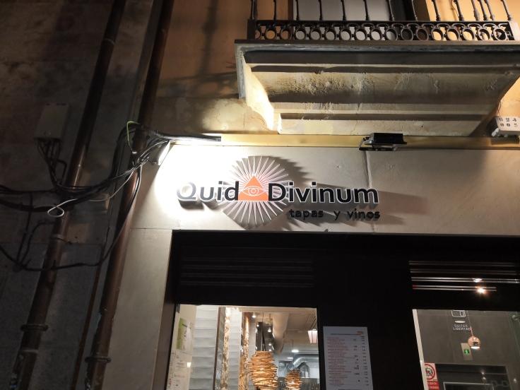 quid divinum